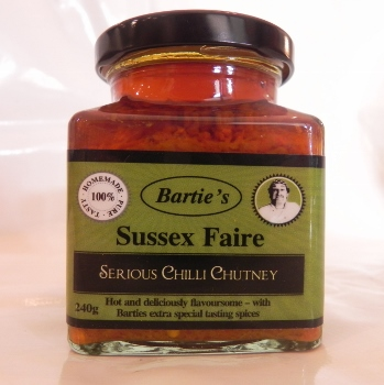 Serious Chilli Chutney